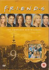 FRIENDS - Complete 9th Series. Matt Le Blanc, Jennifer Aniston (3xDVD BOX SET03)
