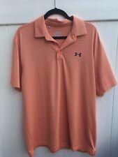 Under Armour Men's Golf Polo Shirt size Xl Euc