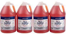 Wild Fish Oil 4 gals Fresh Premium Alaskan Omega 3 EFA (similar to Salmon Oil)
