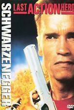 Brand New DVD Last Action Hero Arnold Schwarzenegger Austin O'Brien F. Murray
