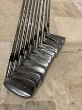 Wilson x31 irons 2-PW with bag