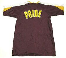 VINTAGE Wilson Mountain Pointe Pride Basketball Jersey Women Snap Button Warm Up