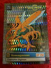 Bandai Digimon Trading Card 18 of 34 Kuwagamon Holo