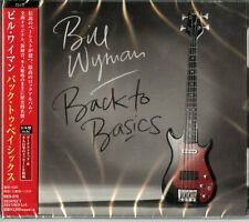 BILL WYMAN-BACK TO BASICS-JAPAN CD BONUS TRACK F56