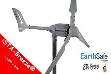 1000w/24v generatore di vento, ista-BREEZE ® i-1000 mulini a vento, turbina eolica White