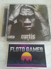 CD MUSICAL : 50 Cent - Curtis - Rap US - Floto Games