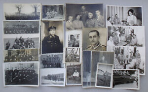 Konvolut Original Fotos 2. Weltkrieg WK Vorkrieg Nachkrieg ● Nachlass ● Sammlung
