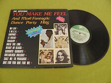 Sylvester / Brotherhood Of Man / Two man Sound RARE 1979 Israel Made Only Disco