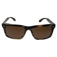 Oliver Peoples OV5322SU 1474N9 Brodsky Sunglasses Matte Cocobolo Frame NEW