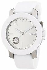 Brand New Nixon The Raider Watch - Womens White/Silver A317179