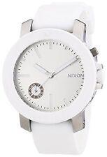 Brand New Nixon The Raider Watch - Womens White/Silver A317179