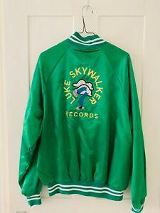 "2 Live Crew Luke Skywalker Records ""Nancy"" Vintage Rap Varsity Jacket (Men's XL)"