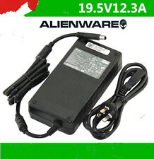 New alien Alienware M17X Dell Dell 240W 19.5V 12.3A power supply adapter charger