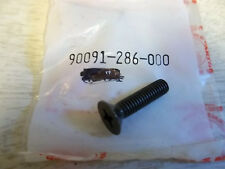GENUINE HONDA COUNTERSUNK SCREW CB250K CB350K CL360 CB250G5 90091-286 000  6x25