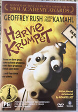HARVIE KRUMPET Academy Award Best Short Film 2004 DVD