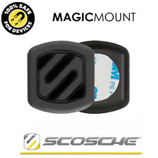 SCOSCHE MAGIC MOUNT MAGNETIC HOLDER FOR MOBILE SMART PHONE IPHONE IPOD SAT NAV