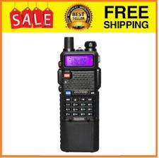 Digital Scanner Dual Fire Handheld Transceiver Way Police Radio Ems Vhf Fm Ham