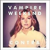 Vampire Weekend - Contra [Brand New & Sealed] CD
