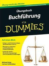 Übungsbuch Buchführung für Dummies Griga, Michael Schönleben, Carmen für Dummi..