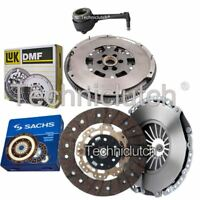 SACHS 2 PART CLUTCH AND LUK DMF AND CSC FOR SEAT LEON HATCHBACK 1.8 T CUPRA R