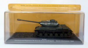 Altaya 1/72 Scale A2520F - IS-2m Tank - Germany 1945