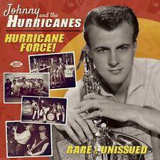 Johnny & the Hurricanes - Hurricane Force! (CDLUX2 015)