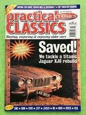 PRACTICAL CLASSICS - July 1998 - Triumph TR4 - BMW 02 Series - Jaguar XJ6
