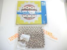 CHAINE TAYA SUPER NARROW EXTREM 7/8 VIT COMPATIBLE SHIMANO NEUVE