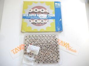Chain TAYA Great Narrow Extrem 7/8 Vit Compatible Shimano New