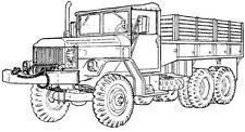 M35 M35A2 M35A3 series trk repair & parts manual M49 M49A1 M49A2 M44 M44A1 CD