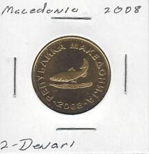 Macedonia 2 Denari, 2008
