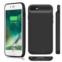 External Smart Audio TPU Battery Charger Case Power Pack For iPhone6 6S 7 8 Plus