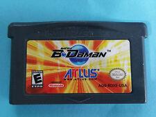 Battle B-Daman (NINTENDO Game Boy Advance 2006) GBA SP DSLITE - FREE SHIPPING!!