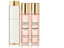CHANEL COCO MADEMOISELLE Eau De Parfum Twist And Spray 3x0.7oz***NIB***SEALED***