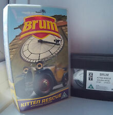 Brum - Kitten Rescue and Other Stories VHS Video