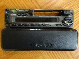 KENWOOD KRC-235 Car Stereo Cassette Tape Detachable Faceplate 40W x 4 High Power