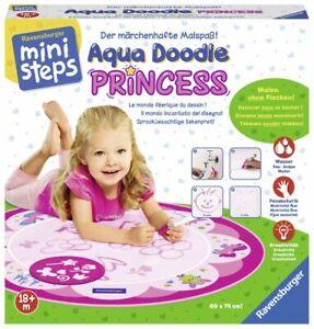 Ravensburger ministeps 04500 - Aqua Doodle® Princess Malen mit Wasser