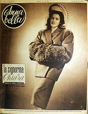 * Anna bella N°8 del 20 Febbraio 1947 *