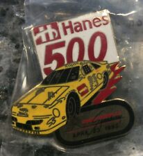 Hanes 500 Martinsville 4/23/95 won by Rusty Wallace NASCAR Pin