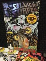 The Silver Surfer #50 (Vol. 3) ~Third Printing~ (June 1991 Marvel Comics)