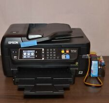 b9fbd8462 Epson WF-2760 Printer + Reactive ink CISS for Sublimation on 100% Cotton