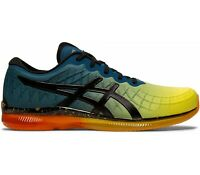 Asics Men's Gel-Quantum Infinity Shoes NEW AUTHENTIC Yellow/Black 1021A171-750