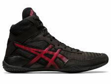 Asics MATCONTROL 2 Men's 1081A029.001 BLACK/CLASSIC RED Wrestling Shoes