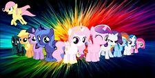My Little Pony Poster Length :800 mm Height: 450 mm  SKU: 2839