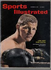 Sports Illustrated 1961 Heavyweight Tom McNeeley No Label