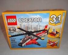 Lego Creator 31057 Air Blazer 102Pcs 3 In 1 Set NIB