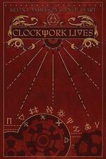 Clockwork Lives by Kevin J. Anderson (2015, Hardcover)