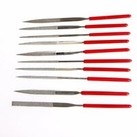 Guitar Violin Zither File Needle Handle Files Luthier Tool Replacement Parts new
