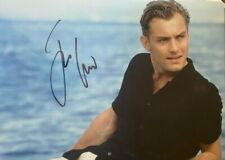Jude Law signed autographed 8x10 Photo Talented Mr. Ripley