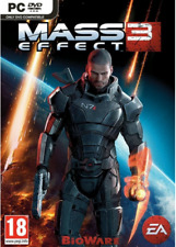Mass Effect 3 - PC DVD - PL  Discs Only brand new and factory sealed